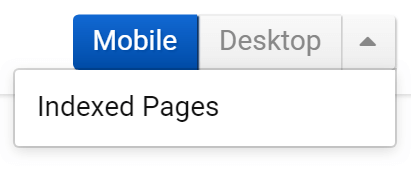 button indexed pages in the toolbox