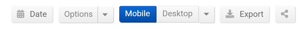 URLs options in the SISTRIX Toolbox